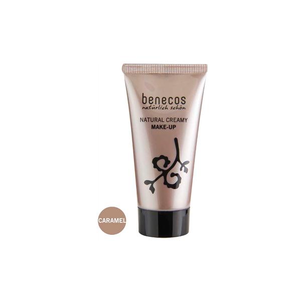 Benecos - Υγρό Make-Up Caramel