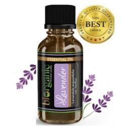 Biorganic - 100% Φυσικό Αιθέριο Έλαιο Λεβάντας 10ml