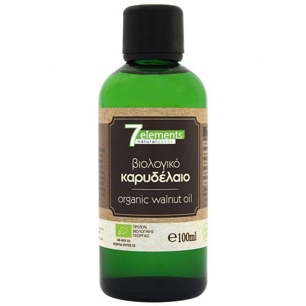 7elements - Βιολογικό Καρυδέλαιο 100ml