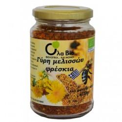 Γύρη Μελισσών Φρέσκια Bio 220gr