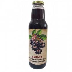 Συμπυκνωμένος Χυμός Aronia - Αρώνια Οσμωτικός Χωρίς Ζάχαρη 720ml