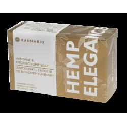 Kannabio - Χειροποίητο Σαπούνι με Βιολογική Κάνναβη Elegance 105gr