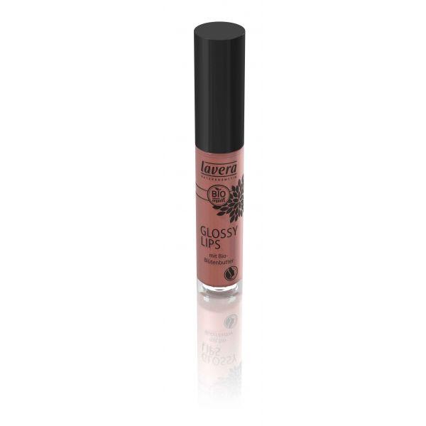 Lavera - Lipgloss No12 Hazel Nude