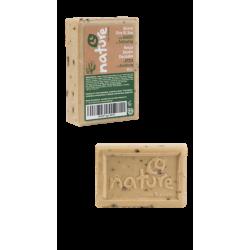 Φυσικό-Φυτικό καλλυντικό σαπούνι ελαιόλαδου με φύκια για απολέπιση 100gr