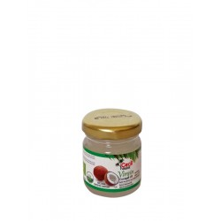 Coconut Virgin Oil σε γυάλινο βάζο 30ml