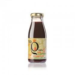 Φυσικός χυμός ρόδι με μαστιχέλαιο 250ml χωρίς συντηρητικά και προσθήκη ζάχαρης