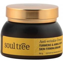 Soul Tree - Κρέμα Ανανέωσης / Rejuvenating Anti-Wrinkle Cream 60gr Ισχυρή Αντιγηραντική Κρέμα που Ενεργοποιεί την Παραγωγή Κολλαγόνου & Ελαστίνης