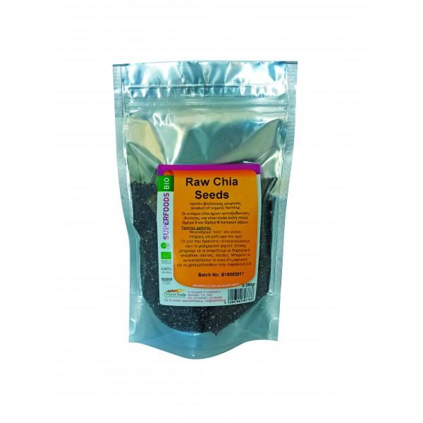 Chia Seeds Βιολογικό 250gr