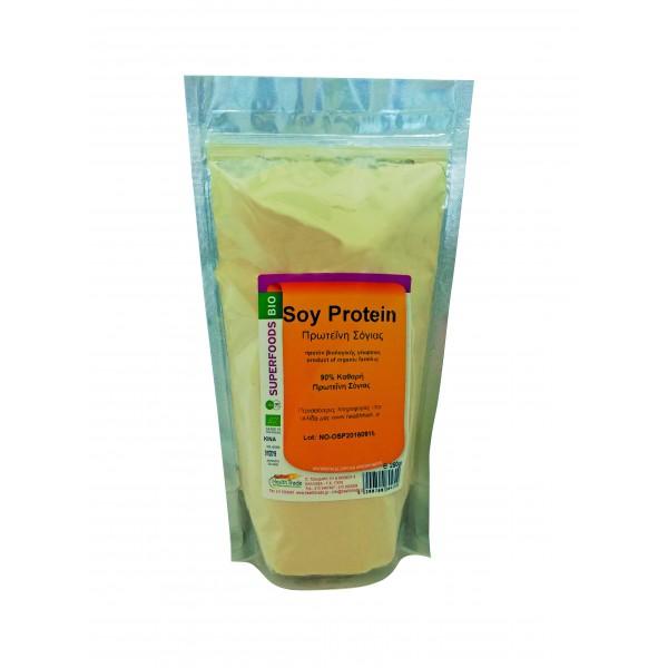 Soy Protein (Πρωτεϊνη Σόγιας) βιολογική 250gr