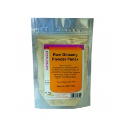 Ginseng Panax Organic Powder 60gr