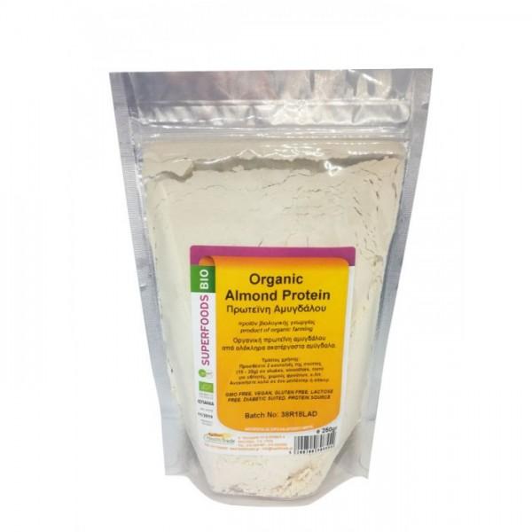 Almond Protein - Πρωτεΐνη Αμυγδάλου 250gr